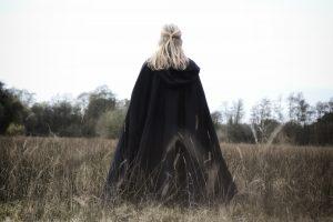 Keltische Priesterin