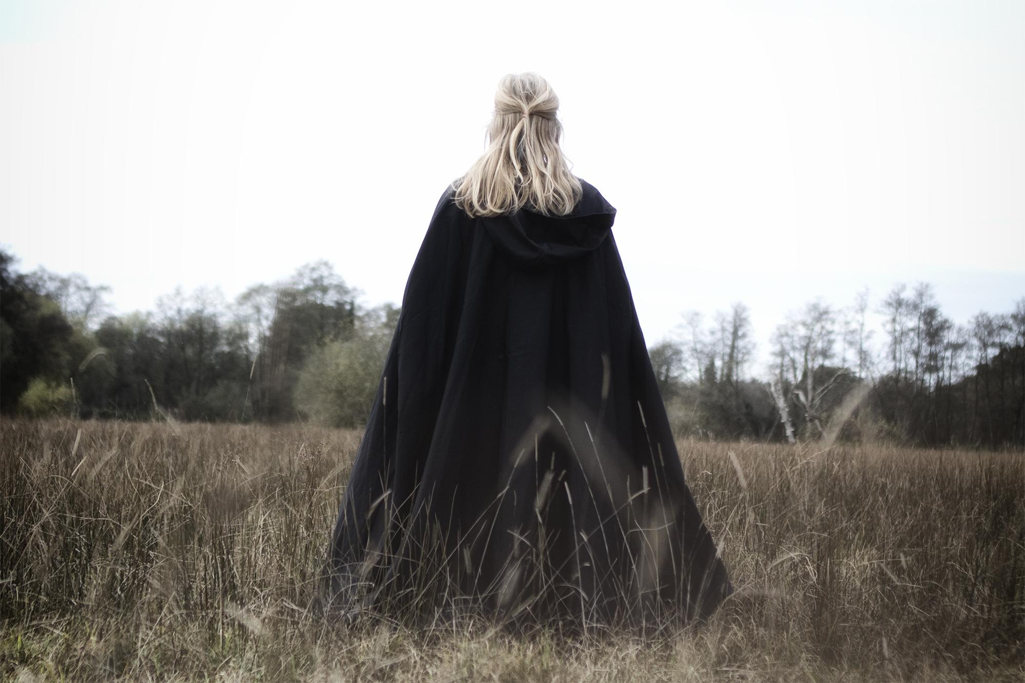 Was es bedeutet eine Priesterin der dunklen Göttin Cerridwen zu sein