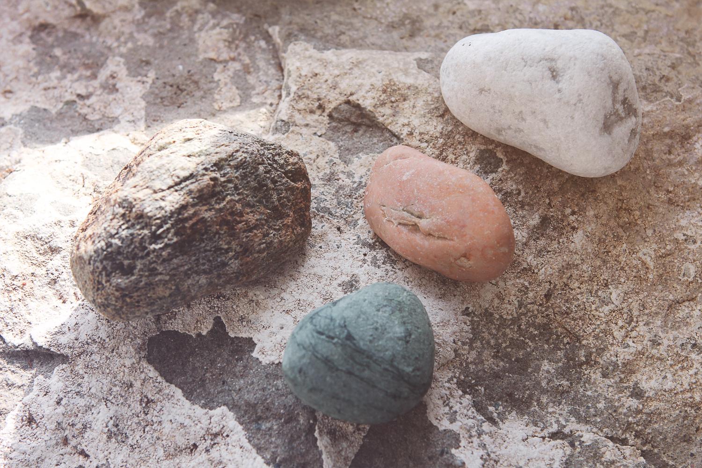 Welche Steine für den Medizinbeutel?