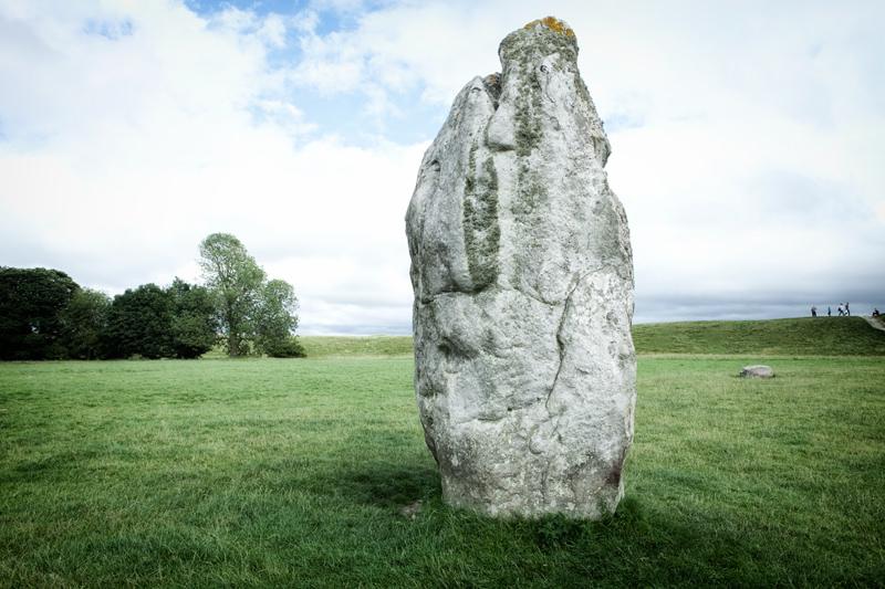 Steinkreis von Avebury, England