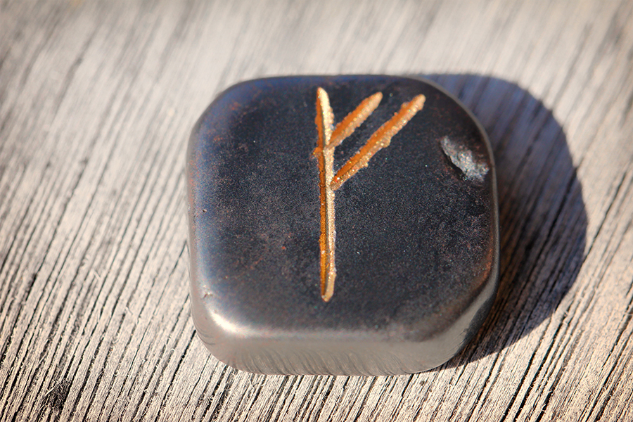 Die Bedeutung der Rune Fehu