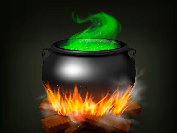 Samhain Ritual – Der Kessel der dunklen Göttin