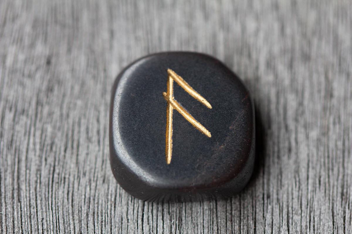 Die Bedeutung der Rune Ansuz
