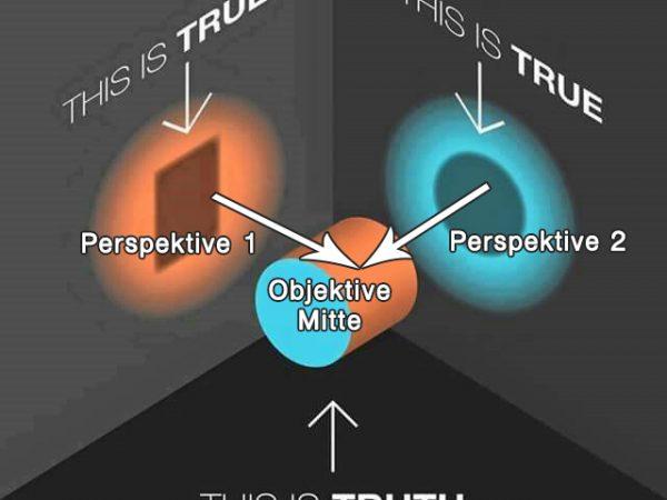Wie uns die EINE Wahrheit auf unserem Heilweg blockiert…